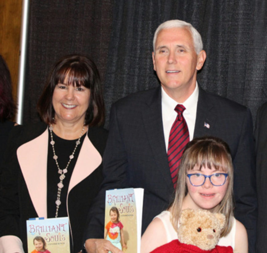 Vice President Pence Speaks for Children with Down Syndrome