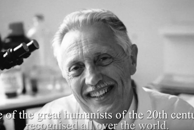 ``One of the greatest humanists of the 20th century.``