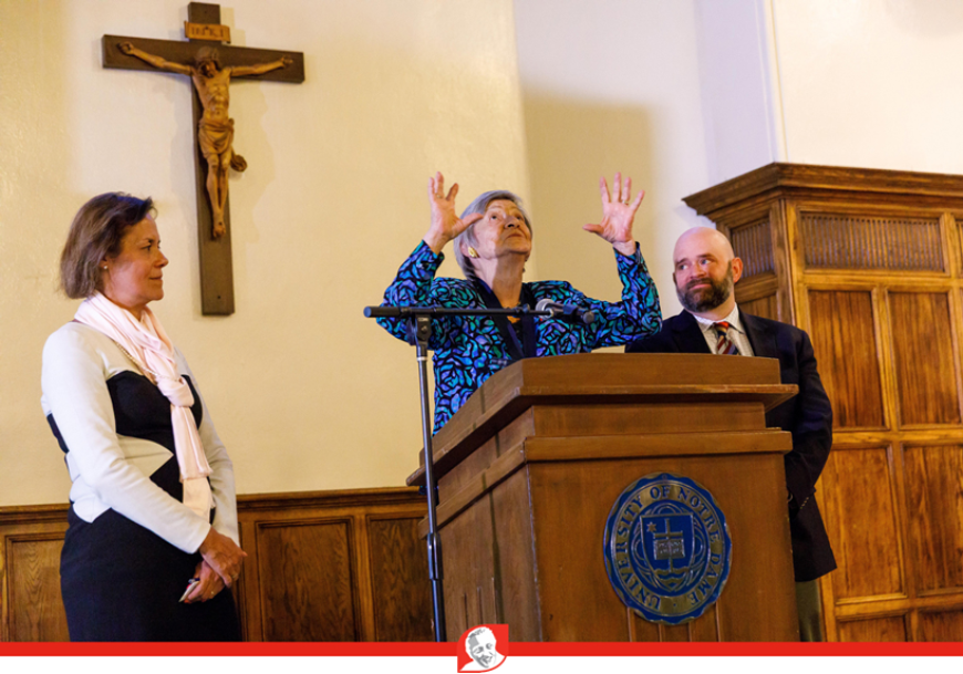 Event Report: Highlights from Evangelium Vitae Medal Ceremony