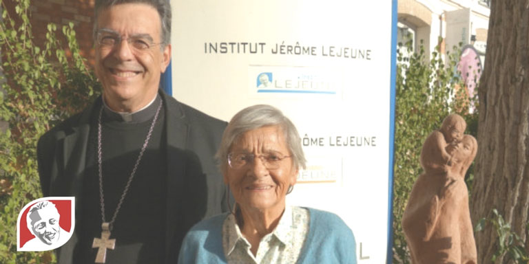 An inside look at the life of Dr. Jerome Lejeune