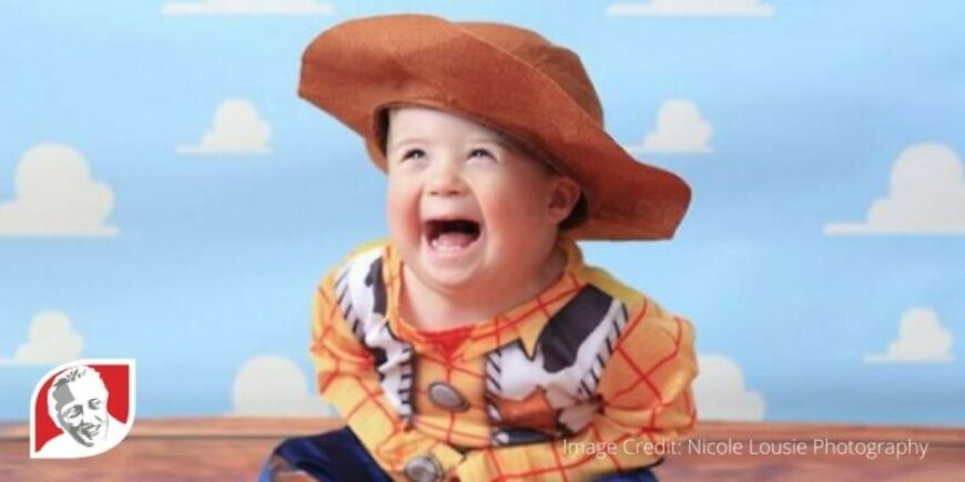 """Down with Disney"" photo project celebrates kids with Down syndrome in the most adorable way"