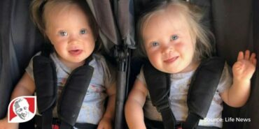 "Why the mom with ""one-in-a-million"" twins chose life"