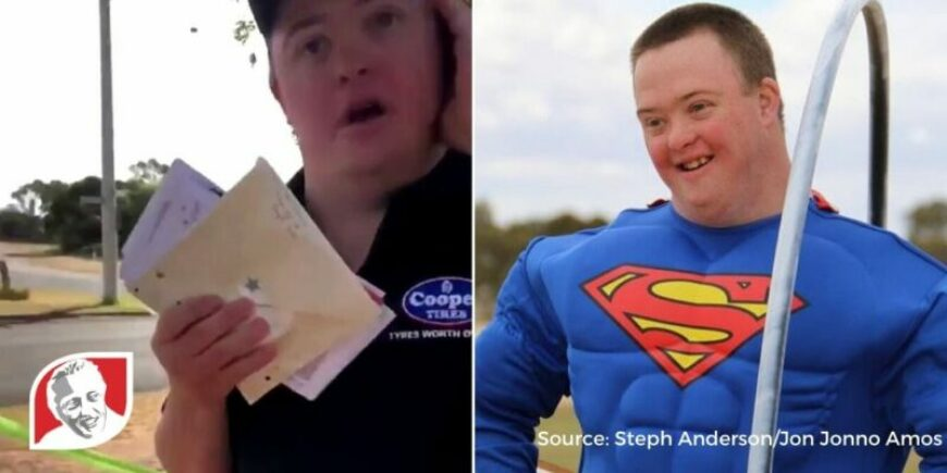 Man with Down syndrome is surprised with outpouring of letters during the COVID-19 quarantine