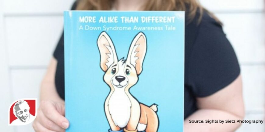Mom writes book to teach kids about Down syndrome